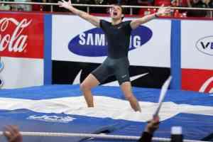 Exploits du sport français – Record du monde de Renaud Lavillenie