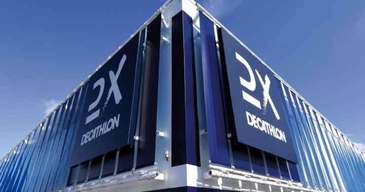 Decathlon DX – Le nouveau concept store de Decathlon