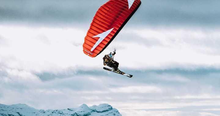 En vidéo – Session speed riding sans neige avec Valentin Delluc