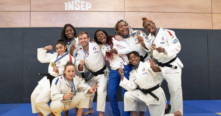 EDF de judo – Les judokates au pouvoir