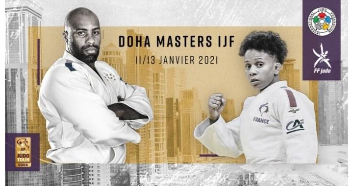 Bilan des Masters de Doha pour l'équipe de France de judo
