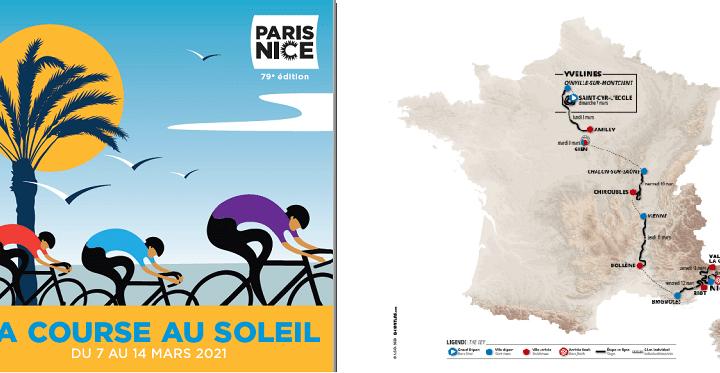 Paris-Nice 2021 – Tout ce qu'il faut savoir sur la course