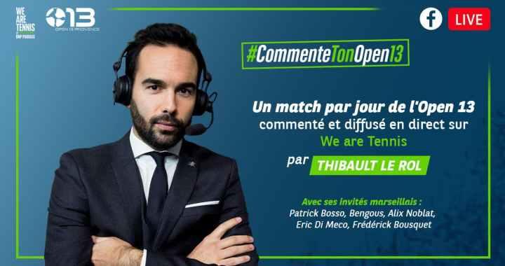 L'Open 13 Provence et BNP Paribas nous réserve de belles surprises !