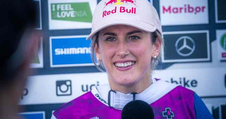 En vidéo – Le run victorieux de Myriam Nicole sur l'étape de CDM à Maribor