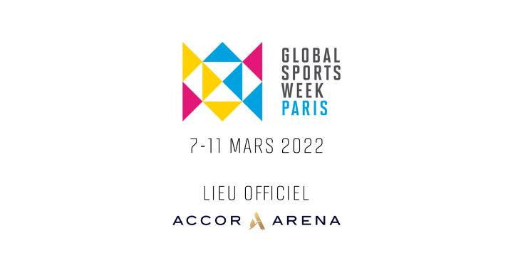 La troisième édition de la Global Sports Week Paris se tiendra à l'Accor Arena
