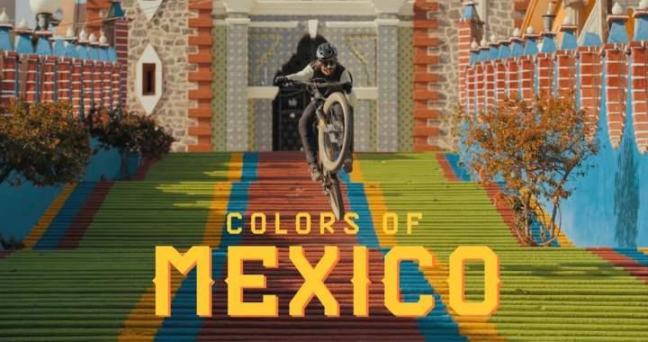 En vidéo – Kilian Bron de retour avec « Colors of Mexico »