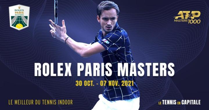 Rolex Paris Masters 2021 : un plateau particulièrement relevé !