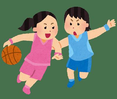 馬瓜ステファニー バスケットボール