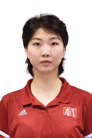 袁心玥/Yuan Xinyue/エン・シンゲツ、バレーボール中国代表選手(東京オリンピック2020-2021出場)