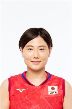 田代佳奈美/たしろかなみ、バレーボール日本代表選手(東京オリンピック2020-2021代表)