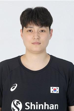 キム・ヒジン/KIM HEEJIN、バレーボール韓国代表選手(東京オリンピック2020-2021代表)