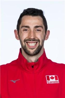 スティーブン・マー/Stephen Timothy Maar、バレーボールカナダ代表選手(東京オリンピック2020-2021出場)