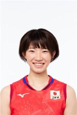 石井優希/いしいゆき、バレーボール日本代表選手(東京オリンピック2020-2021代表)