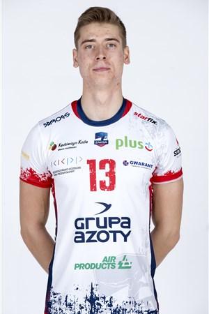 カミーユ・セメニュク/Kamil Semeniuk、バレーボールポーランド代表選手(東京オリンピック2020-2021出場)