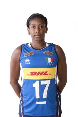 ミリアム・シッラ/iryam Fatime Sylla、バレーボールイタリア女子選手(東京オリンピック2020-2021代表)