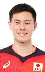 高橋藍,男子バレーボール選手©JVA