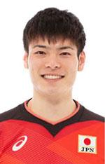 高橋健太郎,男子バレーボール日本代表,2020年度登録選手