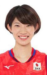 石井優希,女子バレーボール日本代表,2020年度登録選手