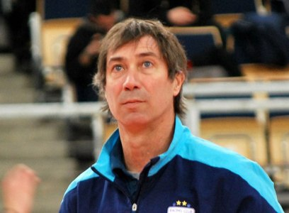 Laurant Tilli, Volleyball coach, French former player