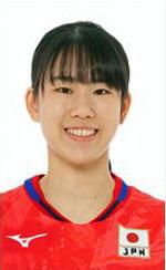 林琴奈,女子バレーボール日本代表,2020年度登録選手