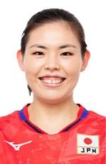 島村春世,女子バレーボール日本代表登録選手©JVA