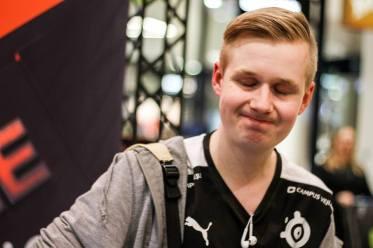 Pilm efter hans tidlige exit til Aalborg Open 2016.