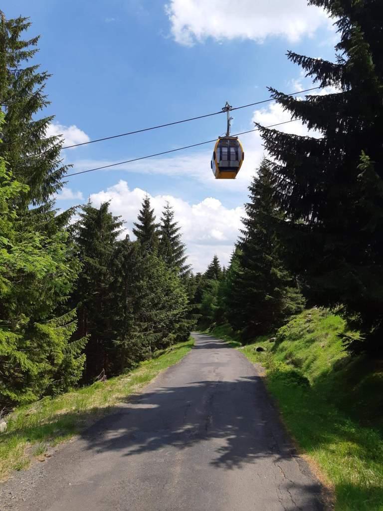 Gondola na Stóg Izerski