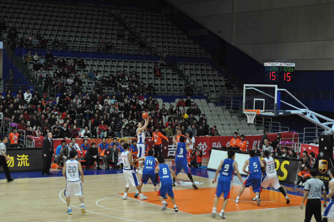 The Chinese Basketball Association is Fucked Up   VICE Sports