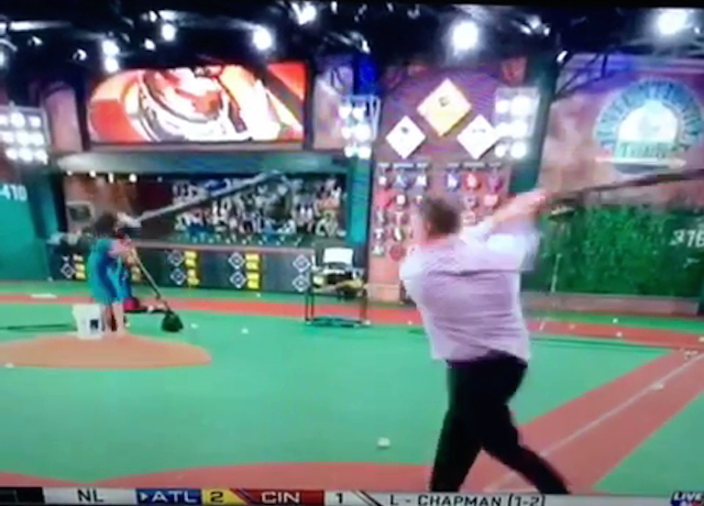 Line Drive to the Dome Ends MLB Network Wiffle Ball ...