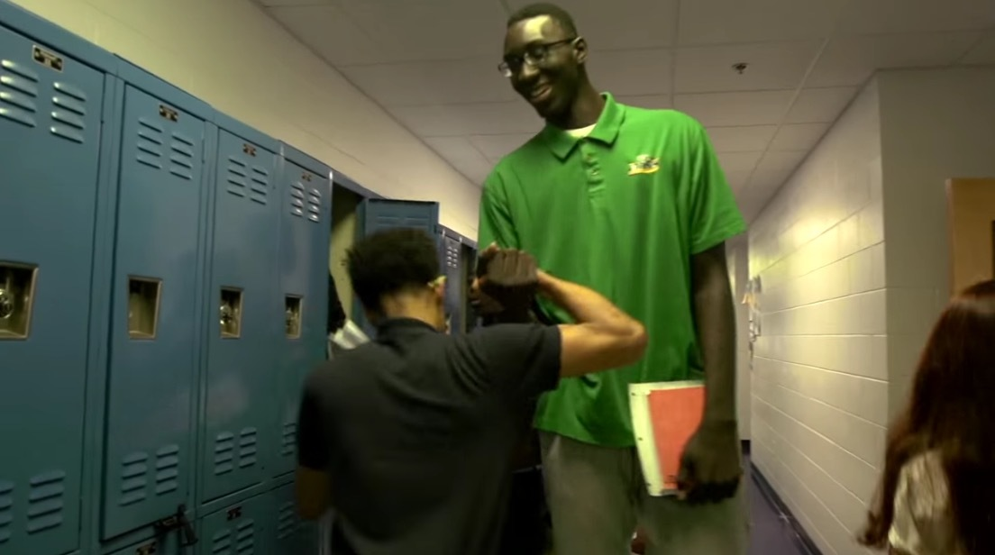 Tacko Fall is Set to Play for UCF after Receiving an NCAA ...