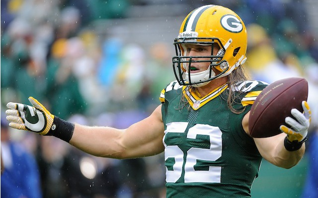 Clay Matthews is expected to be out a month with a broken thumb. (USATSI)