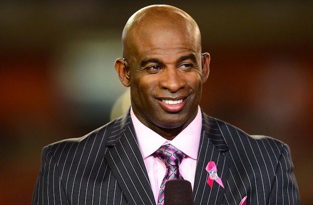 NFL Hall of Famer Deion Sanders is being investigated for a possible assault in Dallas. (USATSI)