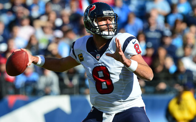 Matt Schaub comes full circle, signs with Falcons to back up ...
