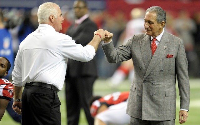 Is Atlanta Falcons Coach Mike Smith on the Hot Seat in 2014   a58a979ed