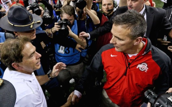 Urban Meyer: Ohio State has a missed FG return play called ...