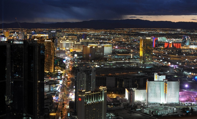 Las Vegas is one step closer to getting an NHL team. (USATSI)