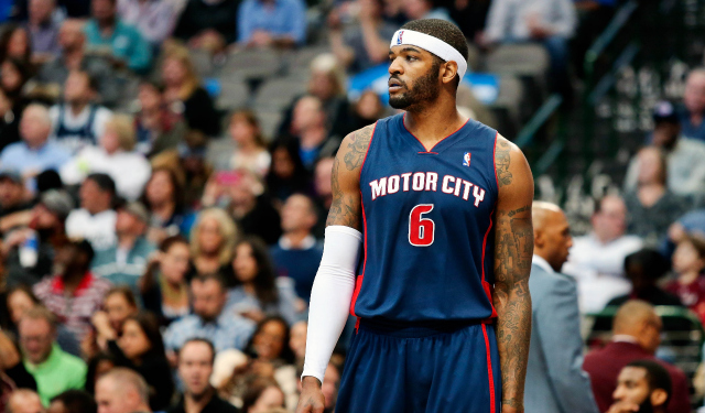 Josh Smith could be on the outs in Detroit already.