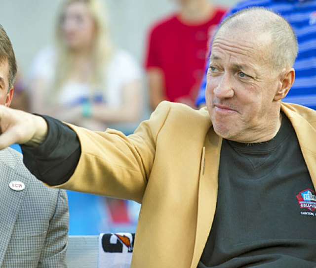 Hall Of Fame Quarterback Jim Kelly Was Diagnosed With Upper Jaw Cancer Last June