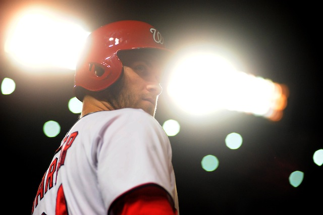 Bryce Harper's Plans : 'Let The Body Heal ... And Get As