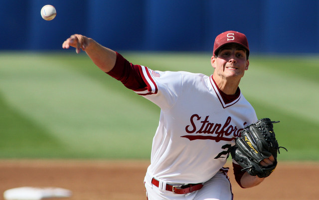 The Astros make Stanford's Mark Appel the first player drafted in 2013. (USATSI)