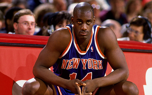 Anthony Mason passed away Saturday.    (Getty)