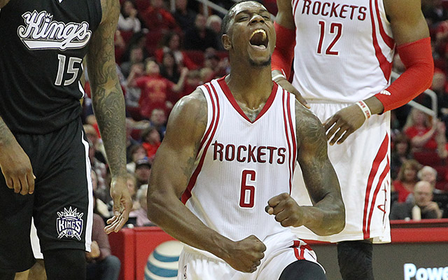Terrence Jones is reportedly involved in trade talks.  (USATSI)