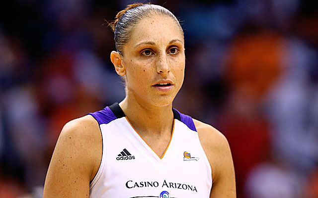 Taurasi Is Going To Enjoy Her First Full Offseason In Over A Decade Usatsi Diana