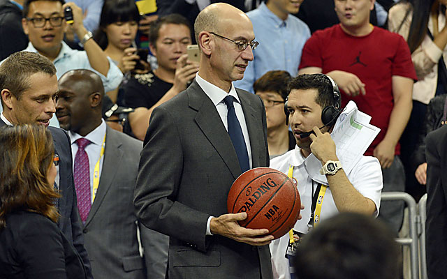 Adam Silver is intent on avoiding an NBA work stoppage. (USATSI)