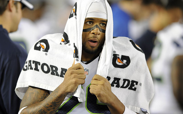 Always business, Earl Thomas was a coup at No. 14 overall in the Seahawks