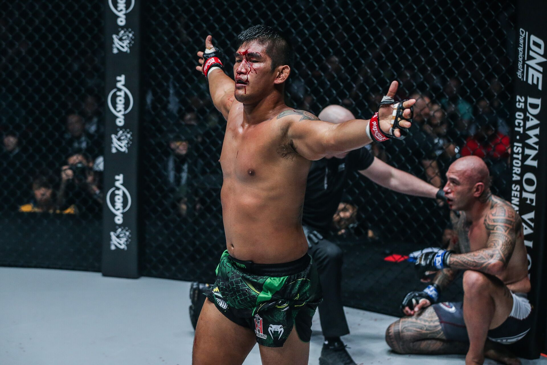 Photo of ONE Championship fights could return next month