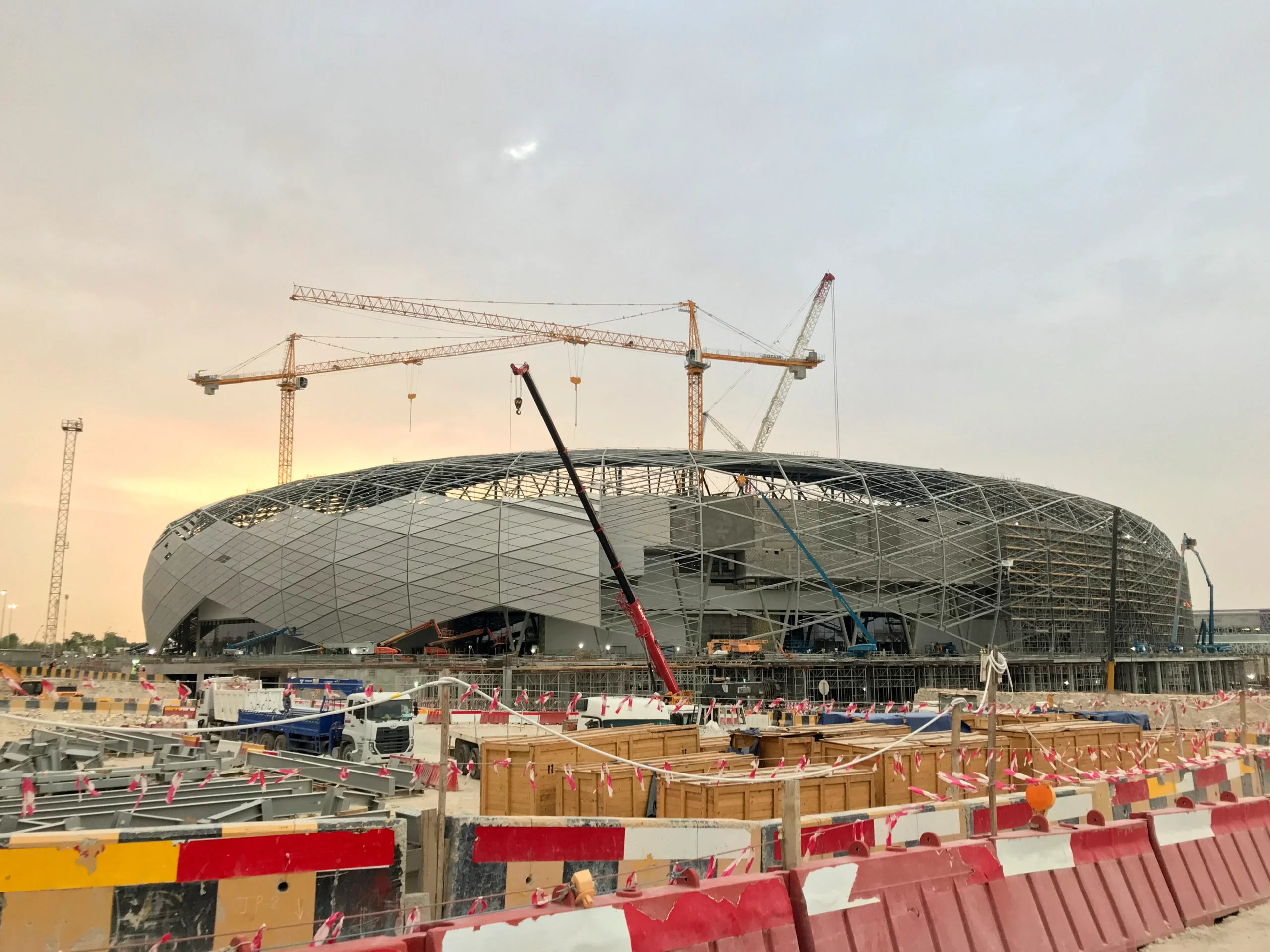 Photo of Qatar completes third stage of World Cup