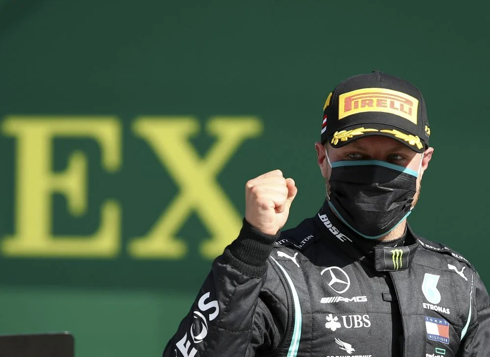 Photo of Bottas exhibits he can deal with strain with Austria win