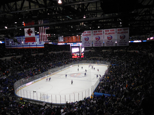 Isles Fans Got What They Wanted Thursday, Lose More Important Game Friday