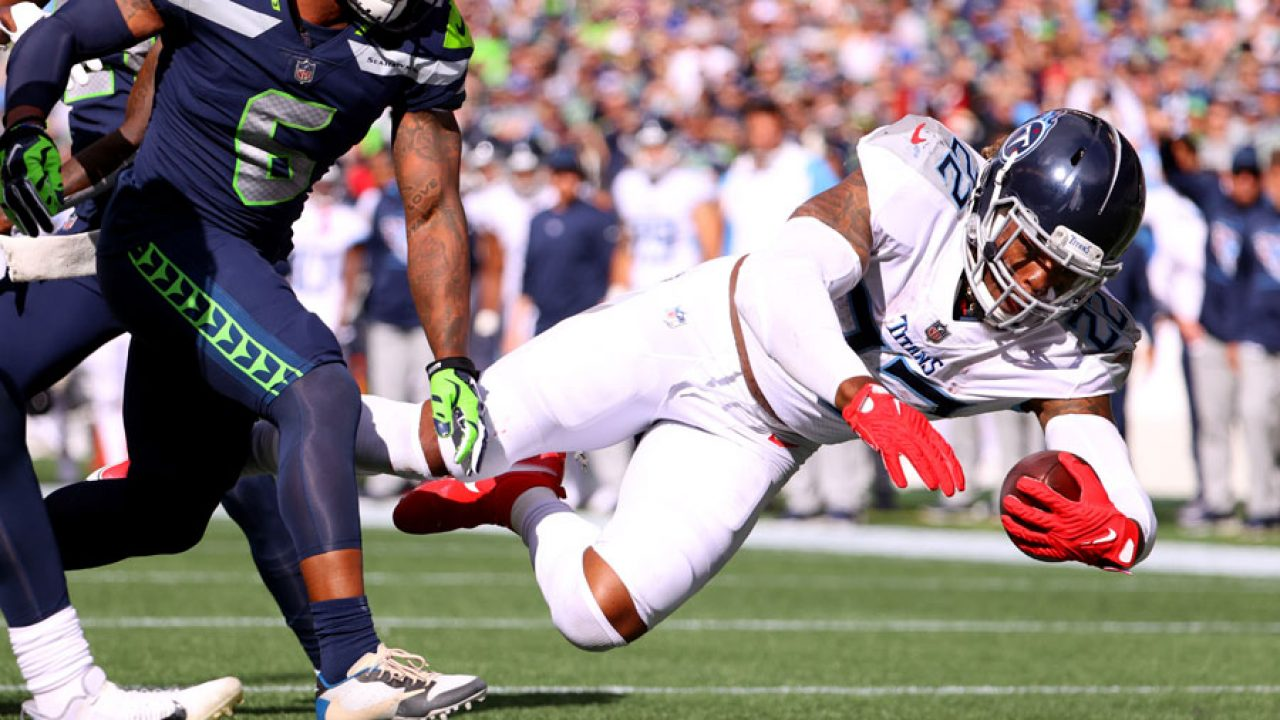 The latest stats, facts, news and notes on derrick henry of the tennessee titans. T2ilmmfyvwqbbm